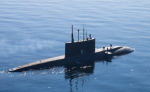 Подводные силы ВМФ РФ пополнятся тремя подлодками