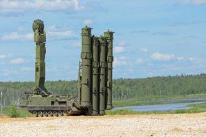 Работа по разработке ЗРК С-500 близится к завершению