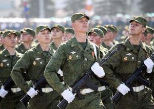 Появились новые правила ношения медалей на парадной военной форме